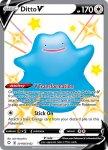 Pokemon Shining Fates card SV118