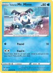 Pokemon Battle Styles card 034