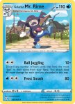 Pokemon Battle Styles card 035