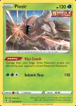 Pokemon Evolving Skies card 001/203 Pinsir