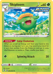 Pokemon Evolving Skies card 003/203 Skiploom
