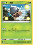 Pokemon Evolving Skies card 005/203 Seedot