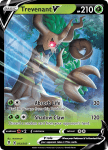 Pokemon Evolving Skies card 013/203 Trevenant V