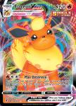Pokemon Evolving Skies card 018/203 Flareon VMAX