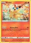 Pokemon Evolving Skies card 020/203 Victini