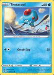 Pokemon Evolving Skies card 026/203 Tentacool