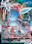 Pokemon Evolving Skies card 041/203 Glaceon VMAX