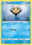 Pokemon Evolving Skies card 042/203 Tympole