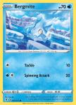 Pokemon Evolving Skies card 044/203 Bergmite