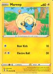 Pokemon Evolving Skies card 054/203 Mareep