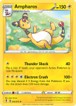 Pokemon Evolving Skies card 056/203 Ampharos