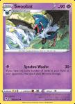 Pokemon Evolving Skies card 069/203 Swoobat