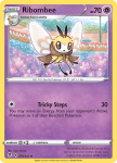 Pokemon Evolving Skies card 079/203 Ribombee