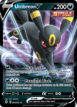 Pokemon Evolving Skies card 094/203 Umbreon V