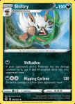 Pokemon Evolving Skies card 097/203 Shiftry
