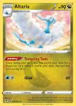Pokemon Evolving Skies card 106/203 Altaria