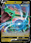 Pokemon Evolving Skies card 110/203 Rayquaza V