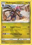 Pokemon Evolving Skies card 115/203 Hydreigon