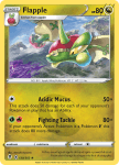 Pokemon Evolving Skies card 120/203 Flapple