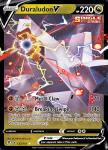 Pokemon Evolving Skies card 122/203 Duraludon V