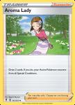 Pokemon Evolving Skies card 141/203 Aroma Lady