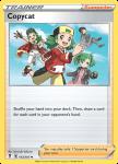 Pokemon Evolving Skies card 143/203 Copycat