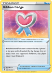 Pokemon Evolving Skies card 155/203 Ribbon Badge