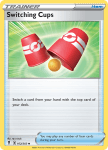 Pokemon Evolving Skies card 162/203 Switching Cups