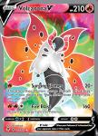 Pokemon Evolving Skies card 170/203 Volcarona V