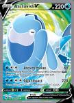 Pokemon Evolving Skies card 176/203 Arctovish V