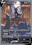 Pokemon Evolving Skies card 189/203 Umbreon V