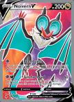 Pokemon Evolving Skies card 195/203 Noivern V