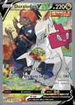Pokemon Evolving Skies card 198/203 Duraludon V