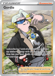 Pokemon Evolving Skies card 201/203 Gordie