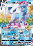 Pokemon Evolving Skies card 209/203 Glaceon VMAX