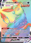 Pokemon Evolving Skies card 214/203 Umbreon VMAX