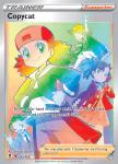 Pokemon Evolving Skies card 222/203 Copycat
