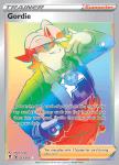 Pokemon Evolving Skies card 223/203 Gordie