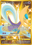 Pokemon Evolving Skies card 228/203 Cresselia