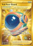 Pokemon Evolving Skies card 231/203 Full Face Guard