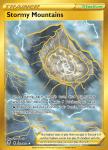 Pokemon Evolving Skies card 232/203 Stormy Mountains