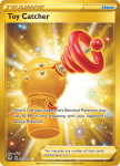 Pokemon Evolving Skies card 233/203 Toy Catcher