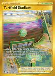 Pokemon Evolving Skies card 234/203 Turffield Stadium